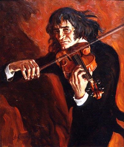 파가니니/바이올린 협주곡 제4번 D단조/Salvatore Accardo